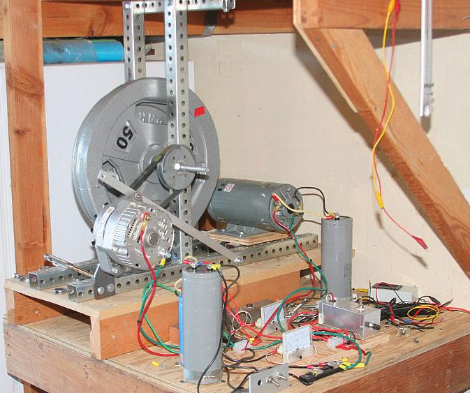 Как сделать сам электрогенератор 116